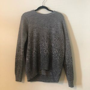 H&M Sparkly Crewneck Sweater